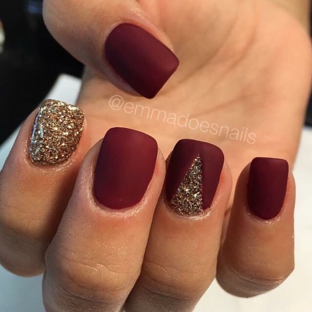 Cute Fall Nails Forteforic