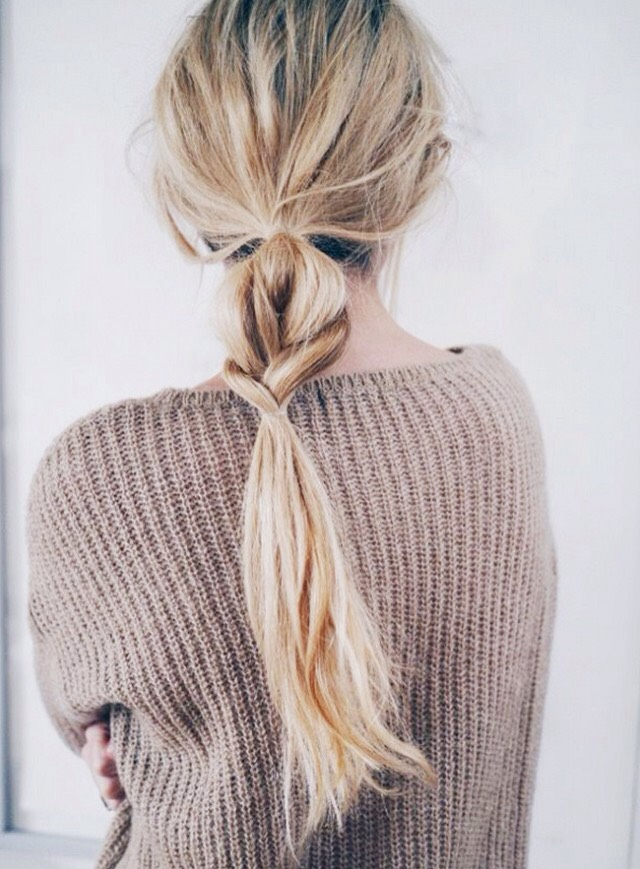 Barely There Braid.
