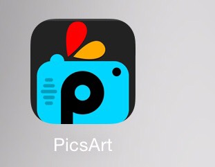 Then go onto the app picsart ☺️