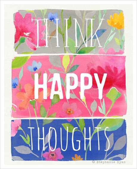 THINK HAPPY THOUGHTS: DONT THINK A OUT WHAT YOU'RE STRESSED ABOUT. Focus your mind on good, happy memories instead of your stressful situation. Thinking about what is worrying you will only make things worse!