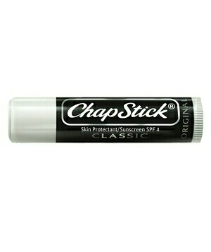 Before adding the color I apply chapstick on the skin that surrounds my eyebrows. It keeps the dye from coloring my skin. (When coloring your hair you can also apply the chapstick to the skin surrounding your hairline to prevent the dye from coloring your skin before you begin to color)