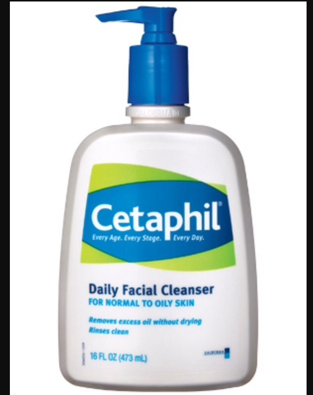 You can add it to your favorite face wash! Mine is Cetaphils Daily Cleanser. Or you can add it to some coconut oil to give your skin a dose of moisture. You can even use it by itself with just a little water. Whatever you like!
