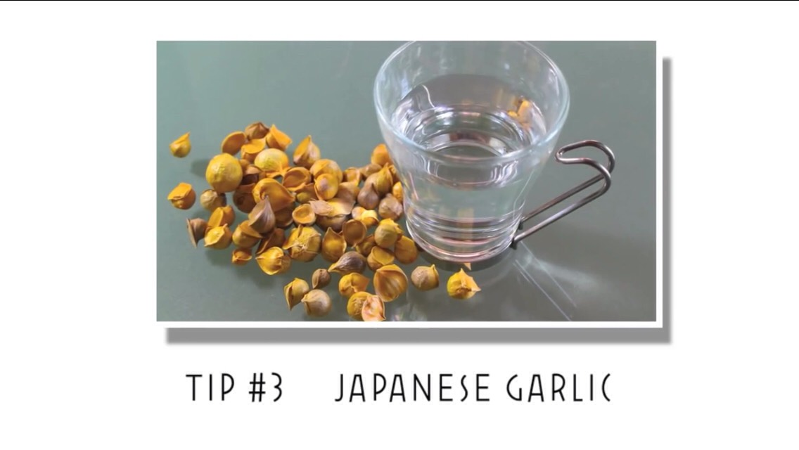 You need to take a garlic like a pill. Also, it help with your blood pressure!!