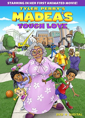 Madea's Tough Love- 2015