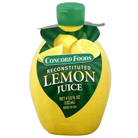 Lemon Juice 🍋