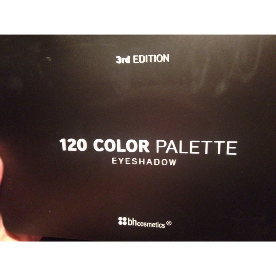 This is one of my favorite palettes by bhcosmetics, you can order it online, 120 colors for only $15 dollars!