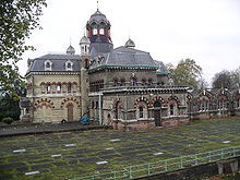 The London sewerage system's Original Abby Mills pumping station.