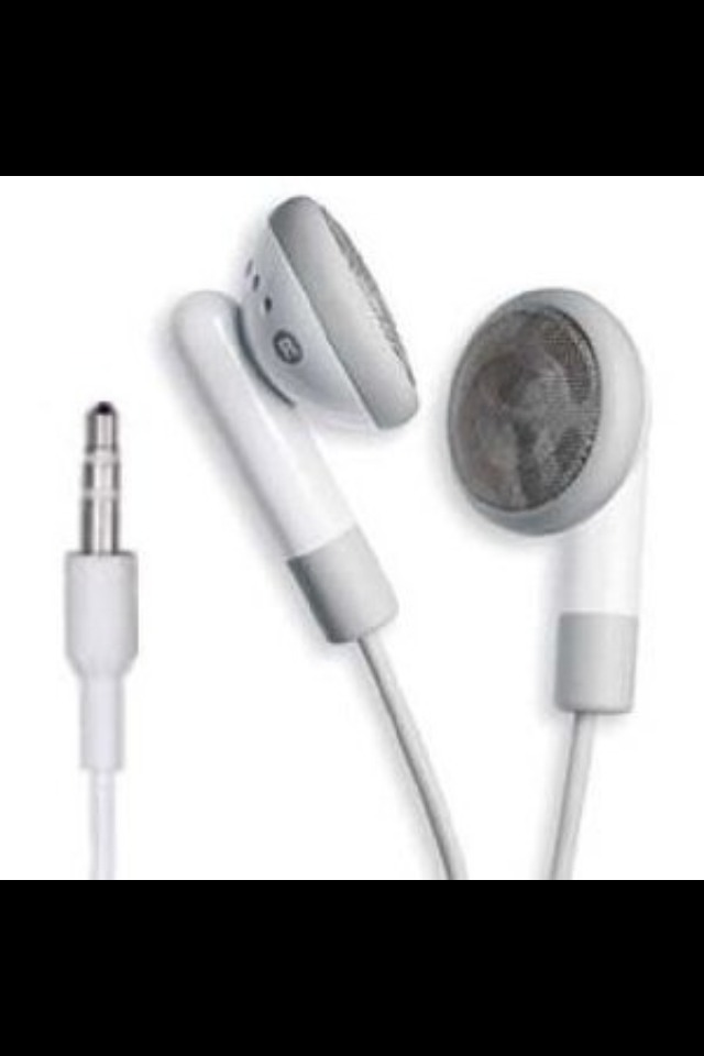 Ear phones for boring classes