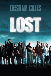 Lost is my all time favorite tv show! It's about an airplane crashing on a deserted island. Later to learn that nobody is going to rescue the survivors, they must learn to adapt to the islands residents and forces.