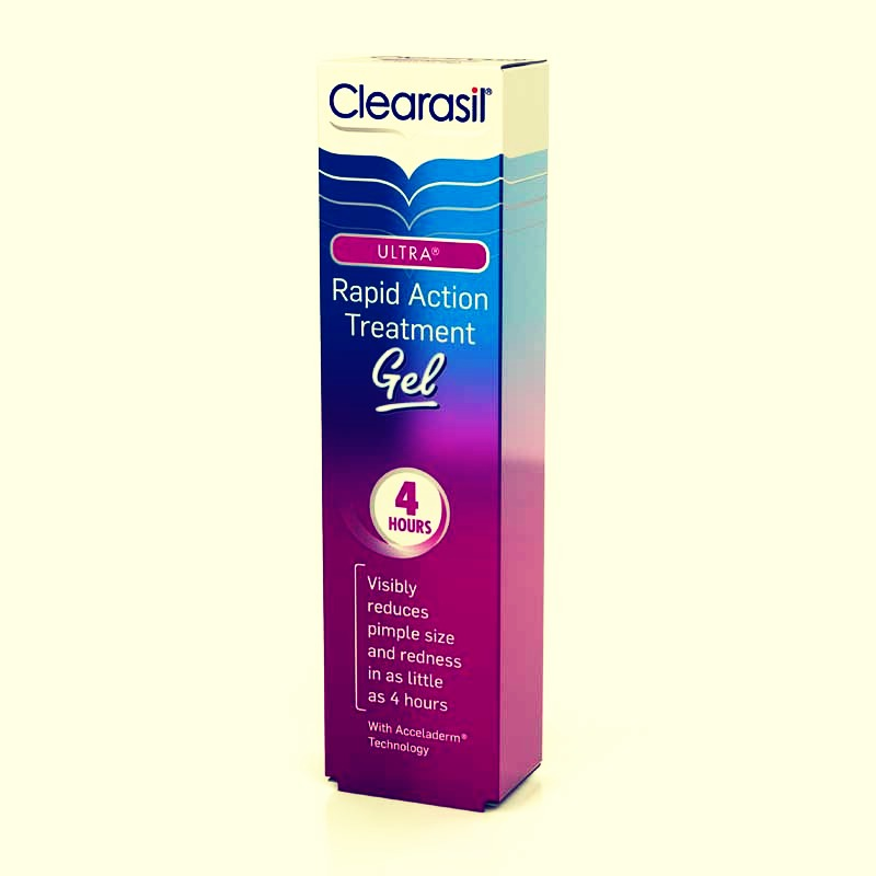 You can also use gels or creams consisting of 10% benzoyl peroxide for an individual pimple.. Clearasil has one that helps in as little as four hours!