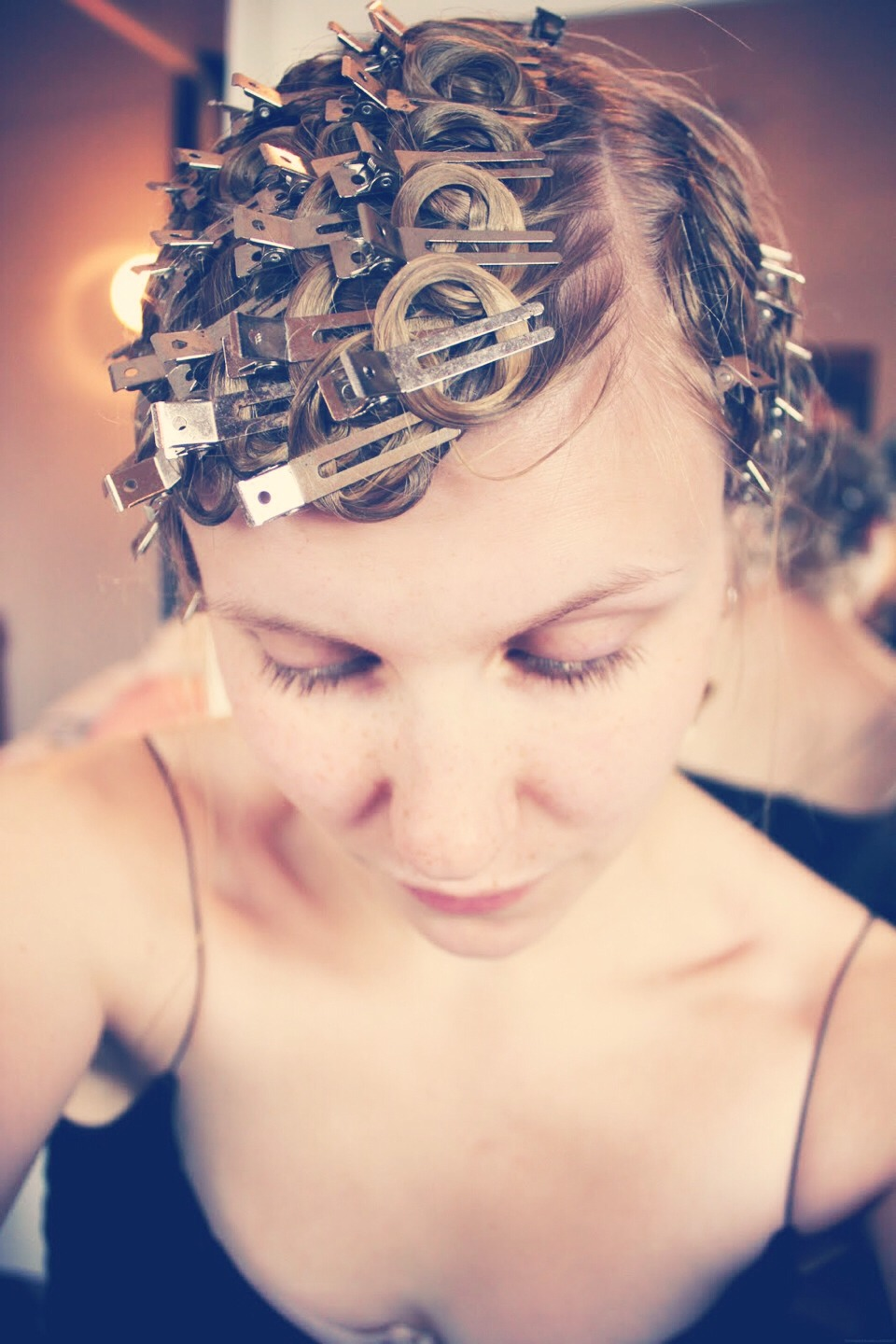 Musely bobby pins can be used to pin curl urmus Gallery