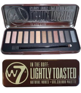 The W7 palettes are a great alternative. They're affordable & quality is comparable.