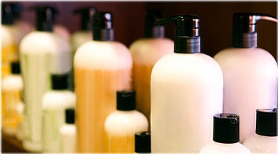 HAIR PRODUCTS |While certain chemicals & ingredients can be good for your locks, they're not so great on the skin. Specifically, the silicone, acrylates, & oils found in hair products are particularly aggravating.