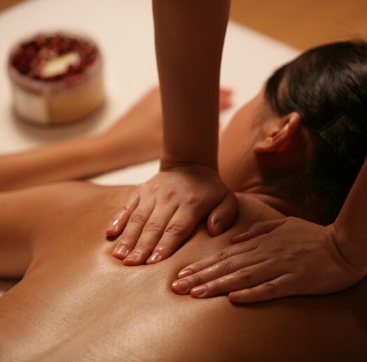 Better sleep, less stress and a better mood... all results of a regular rub-down.