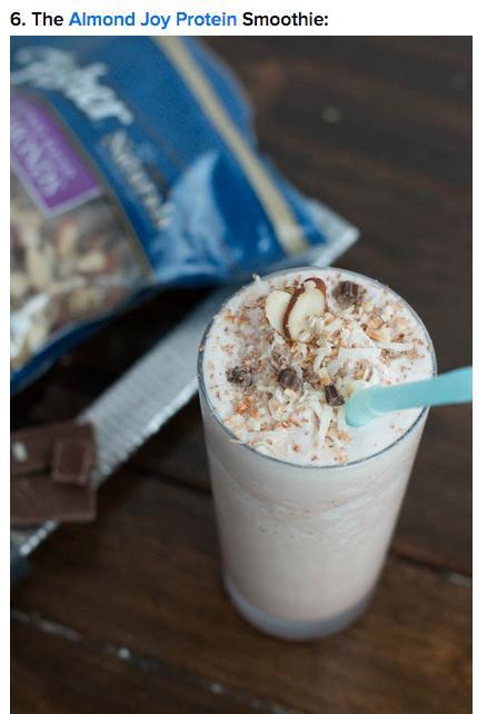 http://www.ohsweetbasil.com/almond-joy-protein-shake.html