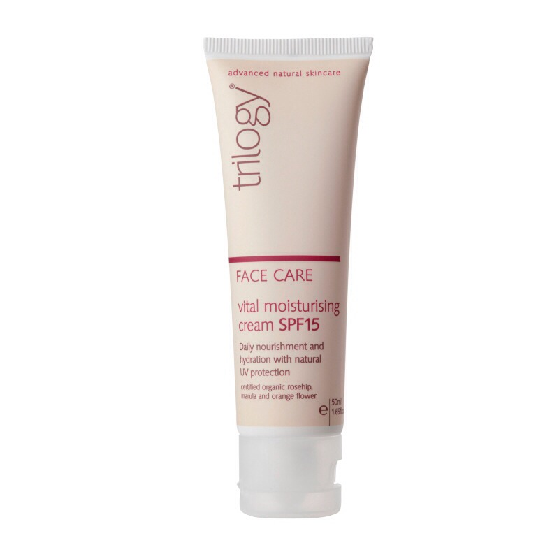 Moisturiser. Very important to keep your skin smooth and hydrated.