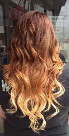 Ombre 😍 I have this
