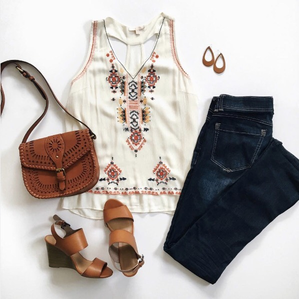 Native feel for those warm cool days