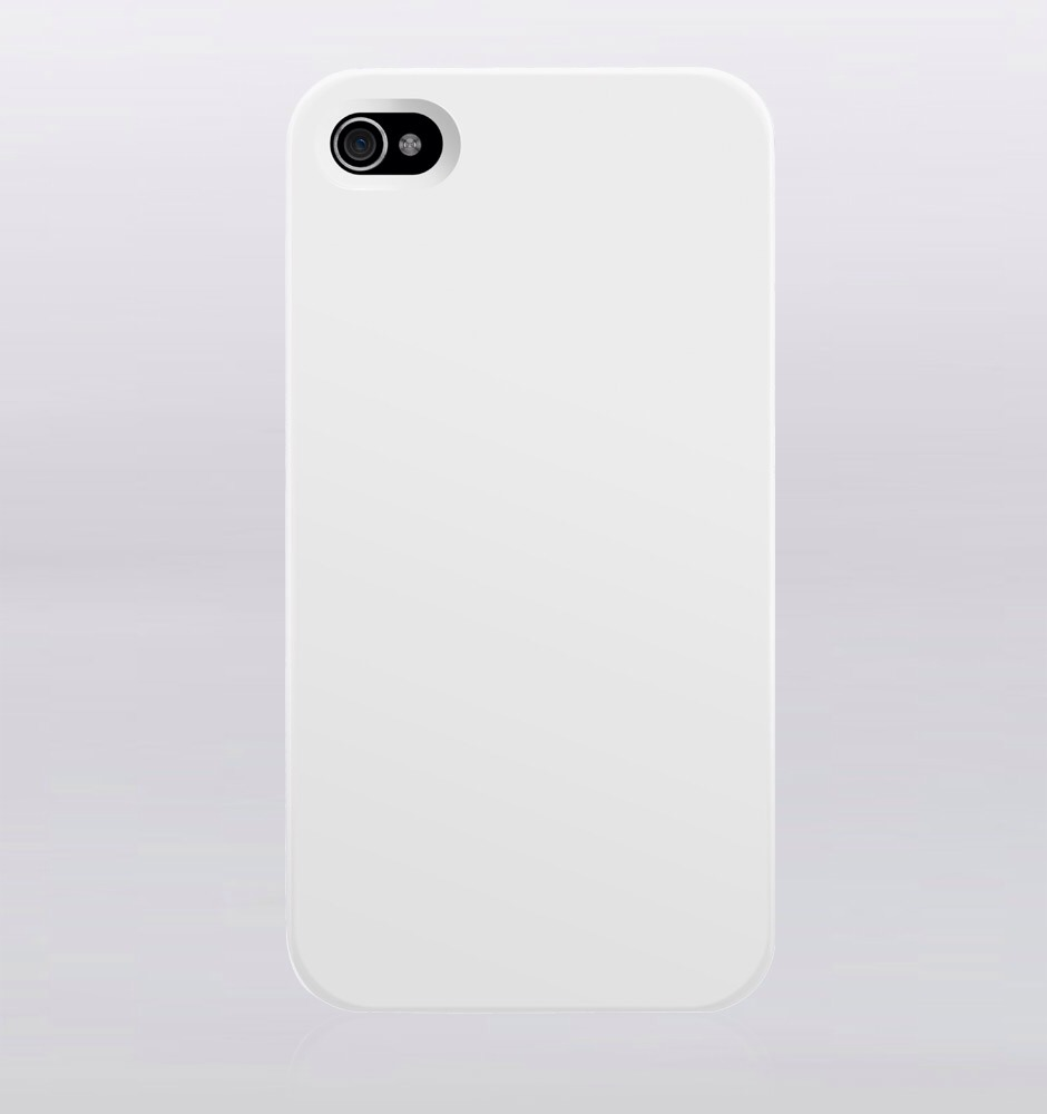 Buy any type of case. It can be cheap or expensive but it has to be plain.
