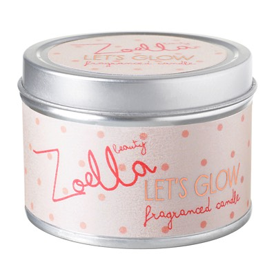 This is the zoella candle. It is amazing floral sent. However, it does burn quite quickly but it's not that expensive so you can just buy another one.