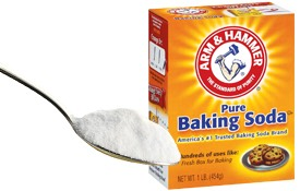 While the salt is still on your scalp, get some baking soda and sprinkle a little bit all over the scalp. ( this will balance the ph levels and kills fungus that causes dandruff ) Use your fingers to gently massage the scalp again.