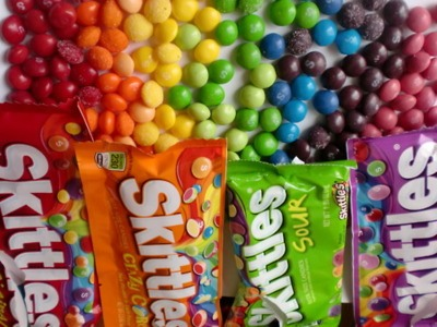 You will need; A BAG OF SKITTLES like duh ;D