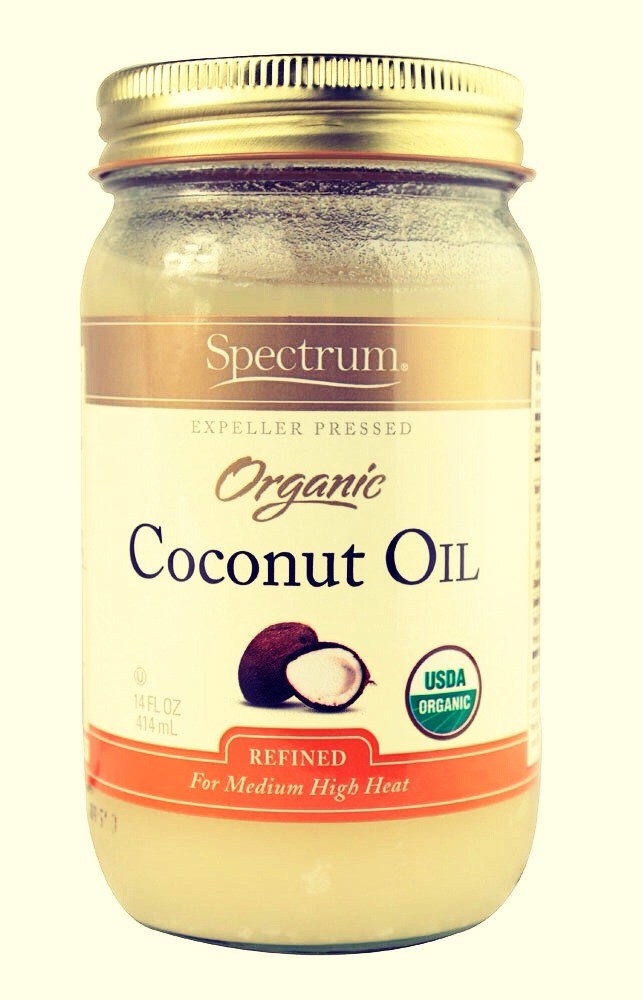 Using coconut oil on your face heals and prevents acne and breakouts.