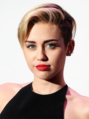 1. Miley's full name is Miley Ray Cyrus.