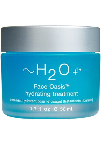 This is a really lightweight moisturize for your face!