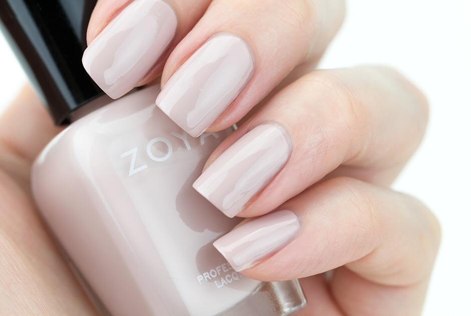 Put your nail polish in the fridge for 15 minutes before you apply it as it goes smoother!