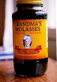 3-)Molasses / melaza
