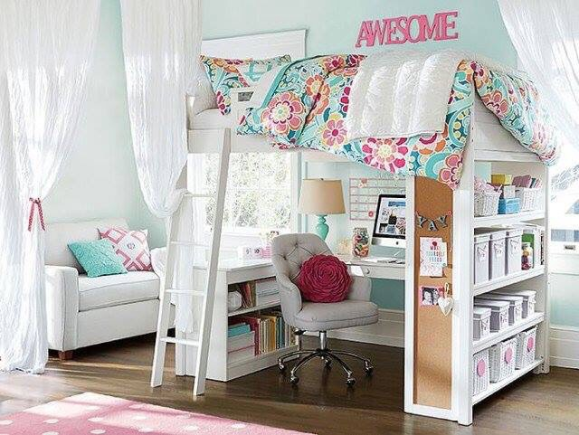 Space saving solutions and ideas for small bedrooms by mahwash ahmed musely for Space saving solutions for small bedrooms
