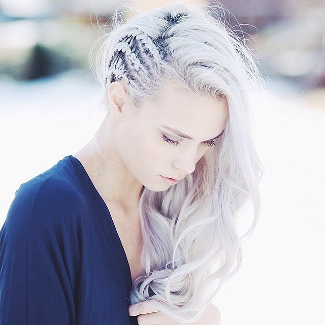 Cornrows Cornrows are actually tiny dutch braids lined up in a linear pattern. The plaits can be arranged