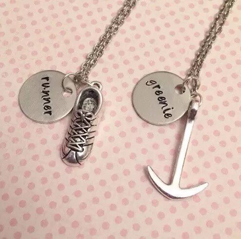 cute bff necklace for the maze runner