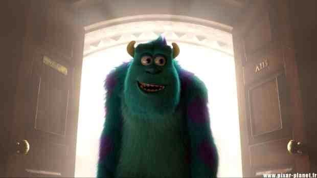 """It was on a door in """"Monsters University."""""""