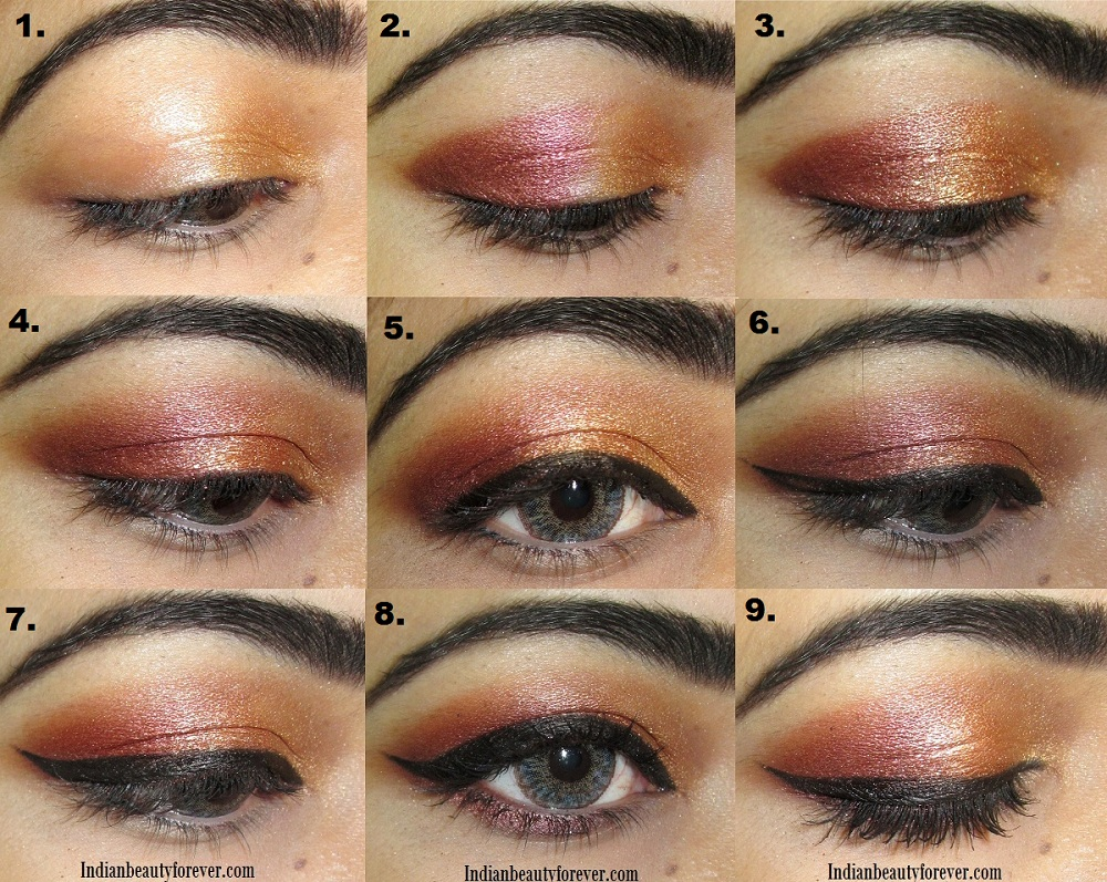 Musely How To Apply Eyeshadow Step By In Hindi Solution For