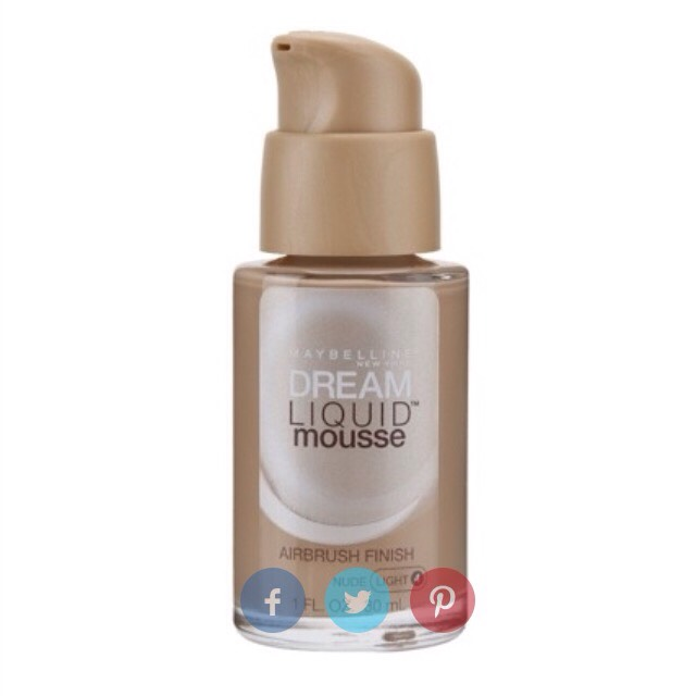 Maybelline Dream Liquid Mousse