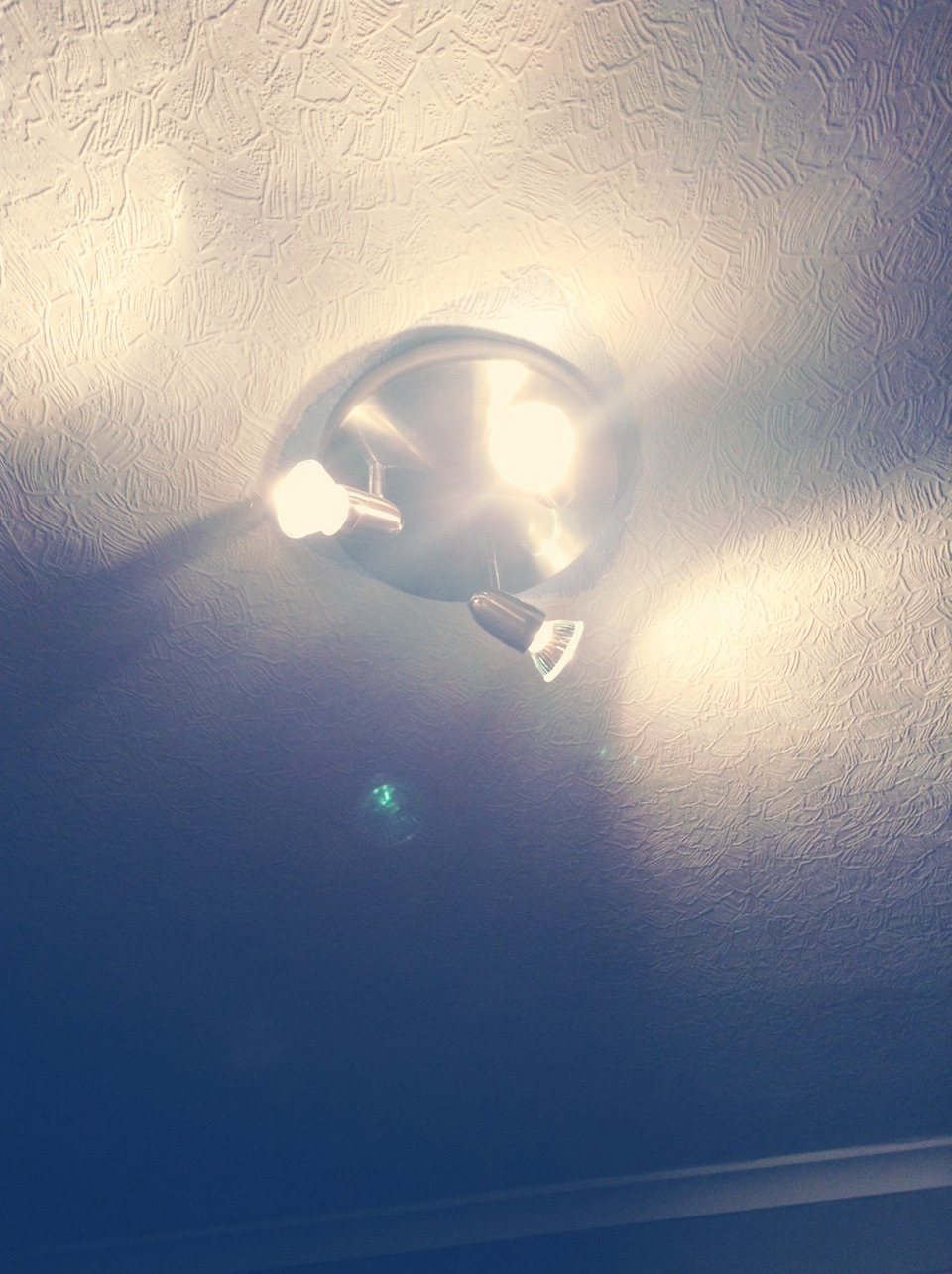 Sometimes normal lighting can be too distracting or uncomforting.. Especially if you're trying to unwind..