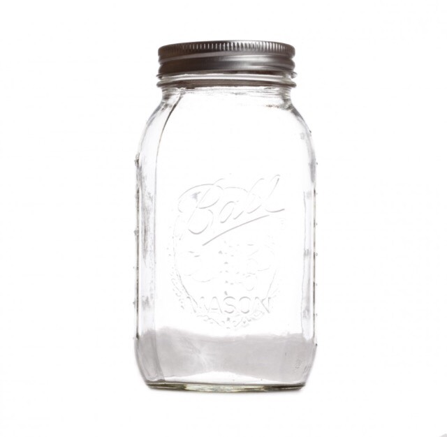 Get 1 Mason Jar Or Container To Store Your Cotton Pads & Your Diy Makeup Remover.