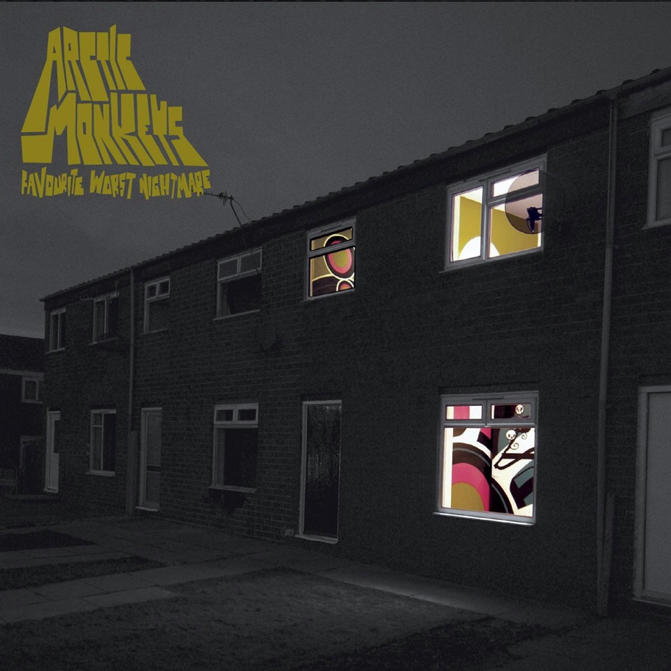 "In the indie-rock realm, Arctic Monkeys' album Favorite Worst Nightmare has a myriad of note able tracks like ""Teddy Picker"" and ""Fluorescent Adolescent."""