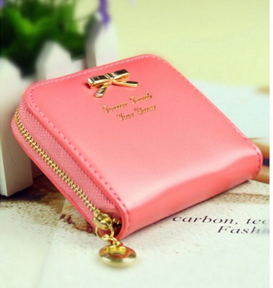 •18• Keep a small little wallet to keep any credit or debit cards.