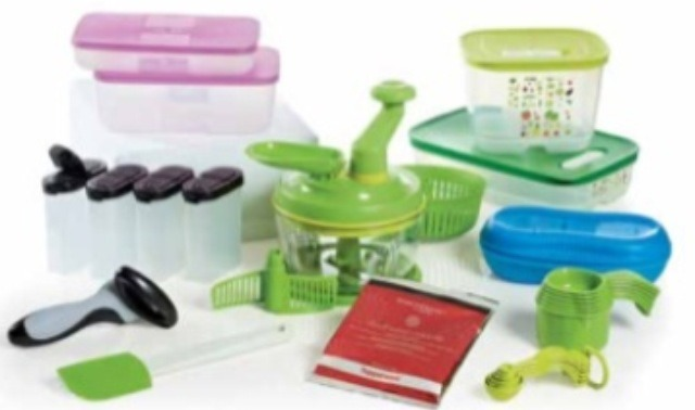 For $30 you will get all this! (Value of $360) you can sell to make extra cash, buy at a discount for yourself, buy at a discount for your family. Get lots of prizes from Tupperware!