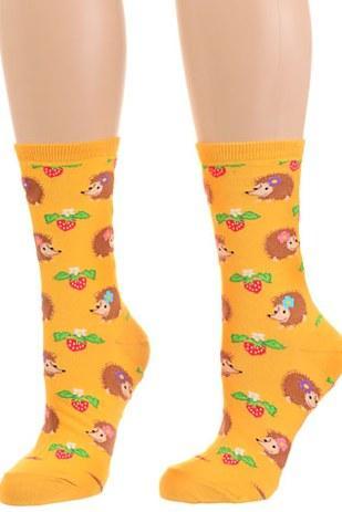 7. These hedgehog socks ($9.50).