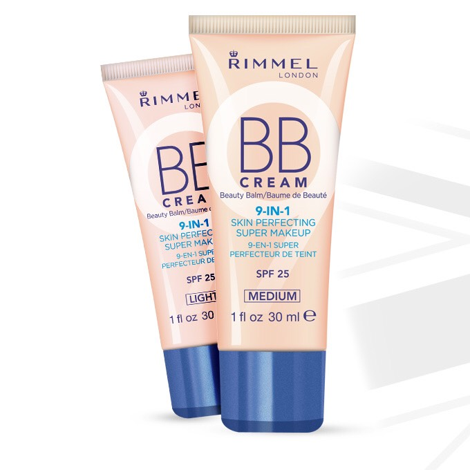Rimmel BB cream.