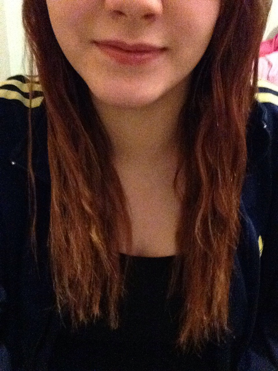 Hairspray it and now you are left with beautiful beach waves👌👌
