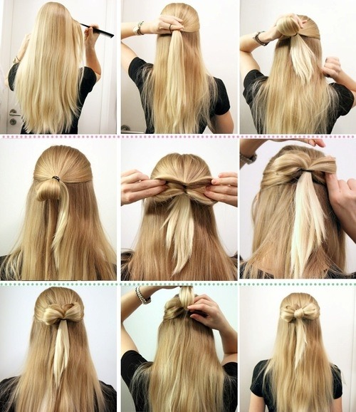 Ps, this looks great with wavy hair!!