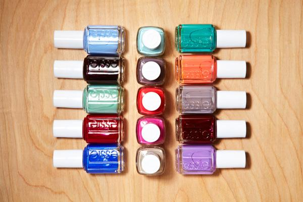 "Essie Nail Polishes, $9 each ""Essie polish glides on very smoothly, dries quite quickly, and has such adorable shades."""