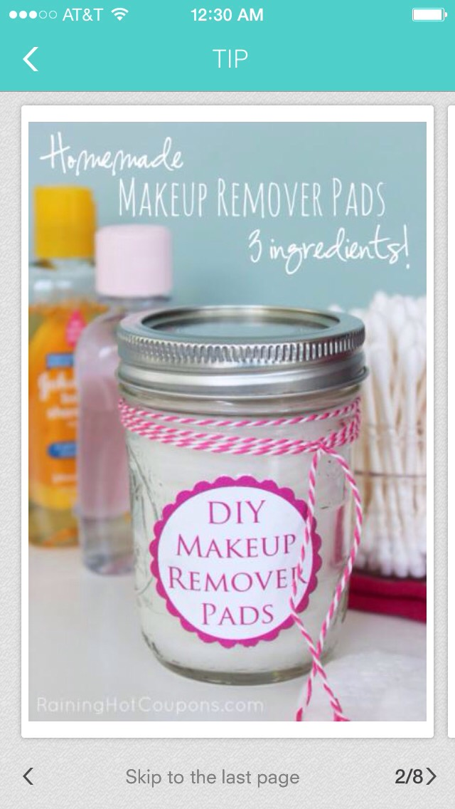 Last but not least make up remover💦  Also last tip‼️  • Exfoliate , moisturize , sunscreen🌅😽😻