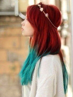Ideas for redheads