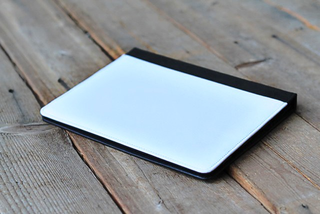 "I used this blank ""transfer ready"" iPad case:"